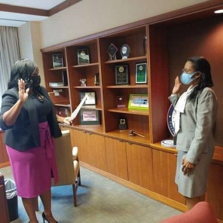 Stephanie - probate court appointment